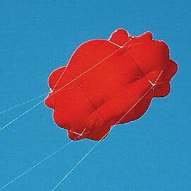 El Moco, una cometas sencilla de cuatro hilos